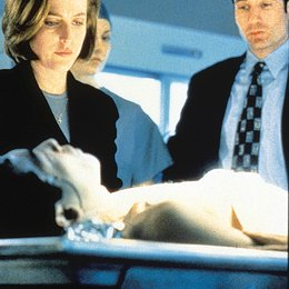 Akte X / Gillian Anderson / David Duchovny / The X-Files