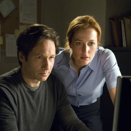 Akte X - Jenseits der Wahrheit / X-Files: I Want to Believe, The / Akte X 2 / Gillian Anderson / David Duchovny