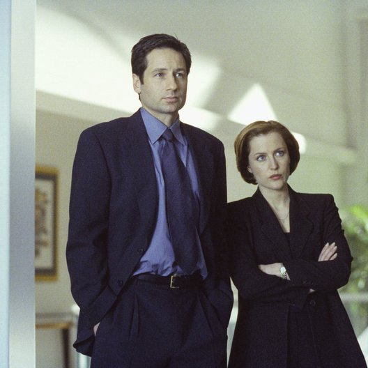 Akte X - Season 7 Collection / David Duchovny / Gillian Anderson Poster