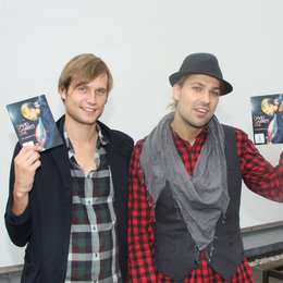 DVD-Präsentation David Garrett Poster