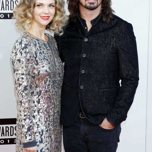 Blum, Jordyn / Grohl, Dave / American Music Awards 2013, Los Angeles Poster