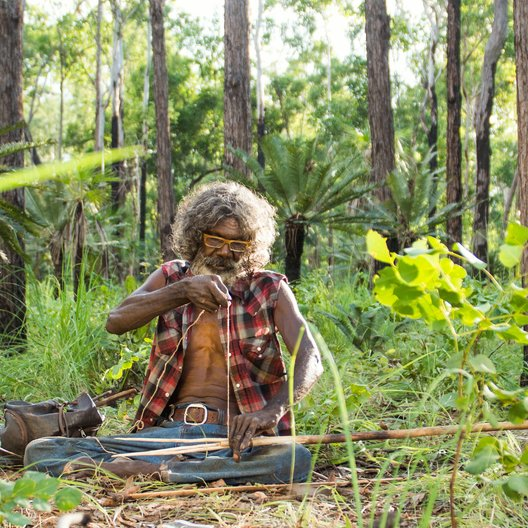 Charlie's Country / David Gulpilil Poster