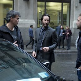 John Wick / Set / Chad Stahelski / Keanu Reeves / David Leitch Poster