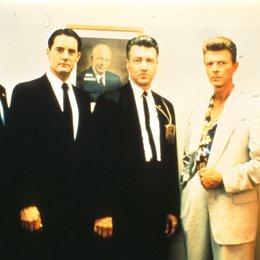 Twin Peaks - Der Film / David Bowie / David Lynch / Kyle MacLachlan / Miguel Ferrer Poster
