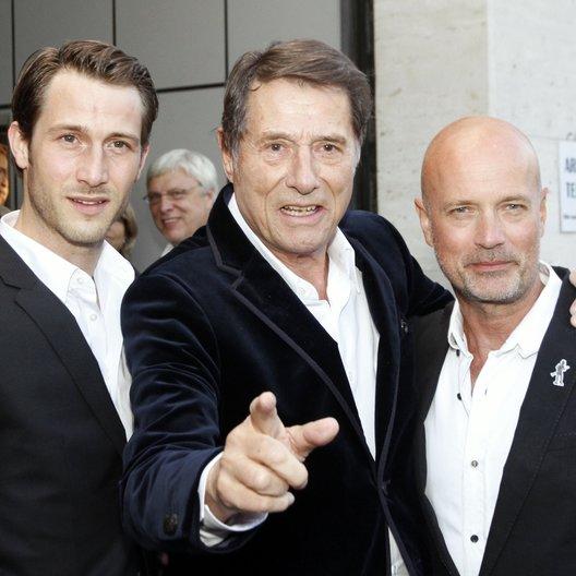"David Rott / Udo Jürgens / Christian Berkel / ""Der Mann mit dem Fagott"" Filmpremiere"