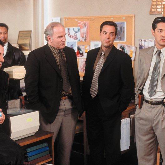 Twisted - Der erste Verdacht / Andy Garcia / David Strathairn / Russell Wong Poster
