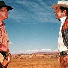 Als Jim Dolan kam / George Peppard / Dean Martin Poster