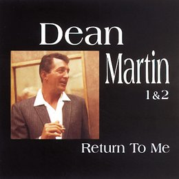 """Martin, Dean (""""Return to Me"""") / Dean Martin Poster"""