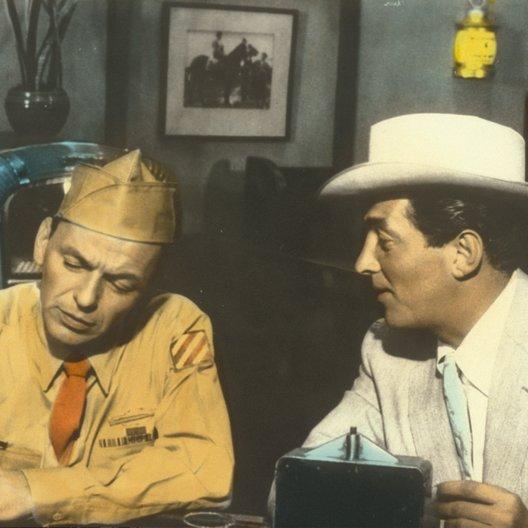 Verdammt sind sie alle / Frank Sinatra / Dean Martin Poster