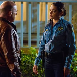 Under the Dome / Dean Norris / Natalie Martinez Poster