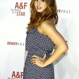 "Debby Ryan / Abercrombie & Fitch ""The Making of a Star"" Party Poster"