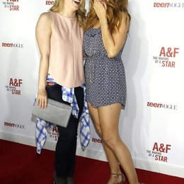 "Taylor Spreitler / Debby Ryan / Abercrombie & Fitch ""The Making of a Star"" Party Poster"