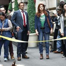 Detective Laura Diamond / Debra Messing / Josh Lucas Poster