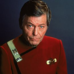 Star Trek V - Am Rande des Universums / DeForest Kelley Poster