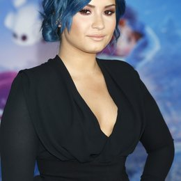 "Lovato, Demi / Weltpremiere von ""Frozen"" in Hollywood Poster"