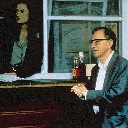 Harry außer sich / Demi Moore / Woody Allen Poster
