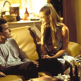 Good Advice / Charlie Sheen / Denise Richards Poster