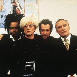 Basquiat / Jeffrey Wright / David Bowie / Gary Oldman / Dennis Hopper Poster