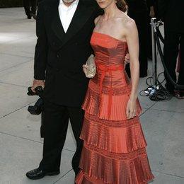 Vanity Fair Oscar Party 2005 / Oscar 2005 / Dennis Hopper mit Frau Victoria Poster