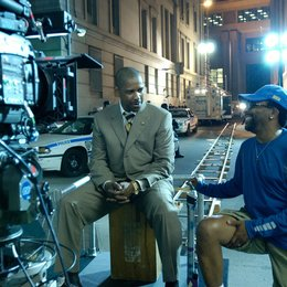 Inside Man / Denzel Washington / Spike Lee / Set Poster