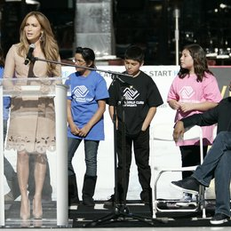 Jennifer Lopez / Denzel Washington / Jennifer Lopez will join Denzel Washington as National Spokesperson for Boys & Girls Club of America Poster
