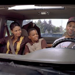 John Q. / Kimberly Elise / Daniel E. Smith / Denzel Washington Poster