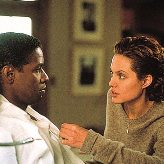 Knochenjäger, Der / Denzel Wahington / Angelina Jolie / Denzel Washington Poster