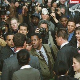 Manchurian Kandidat, Der / Denzel Washington Poster