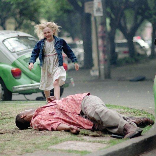 Mann unter Feuer / Dakota Fanning / Denzel Washington Poster