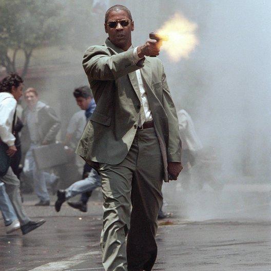 Mann unter Feuer / Denzel Washington Poster