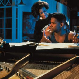Mo' Better Blues / Denzel Washington Poster
