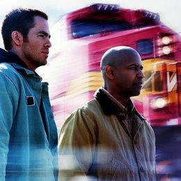 Unstoppable - Außer Kontrolle / Chris Pine / Denzel Washington Poster