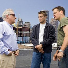 Departed - Unter Feinden / Departed: Unter Feinden / Departed, The / Martin Scorsese / Leonardo DiCaprio / Matt Damon / Set