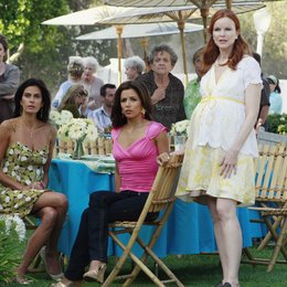 Desperate Housewives (4. Staffel, 17 Folgen) / Desperate Housewives / Desperate Housewives - Staffel 4, Teil 1 Poster