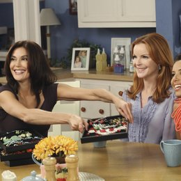 Desperate Housewives (7. Staffel, 23 Folgen) Poster