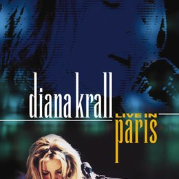 Krall, Diana / Live in Paris / Diana Krall - Live in Paris Poster