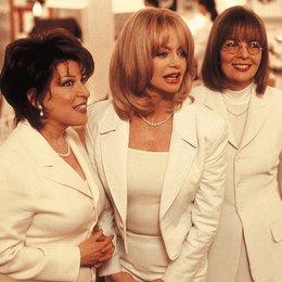 Club der Teufelinnen, Der / Bette Midler / Goldie Hawn / Diane Keaton Poster