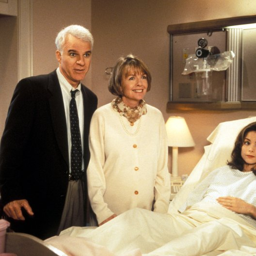 Geschenk des Himmels - Vater der Braut 2, Ein / Diane Keaton / Steve Martin / Kimberly Williams / Father of the Bride 2 Poster