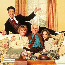 Geschenk des Himmels - Vater der Braut 2, Ein / Martin Short / Kimberly Williams / Steve Martin / Diane Keaton Poster