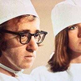 Schläfer, Der / Woody Allen / Diane Keaton Poster