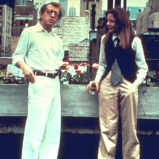 Stadtneurotiker, Der / Woody Allen / Diane Keaton Poster