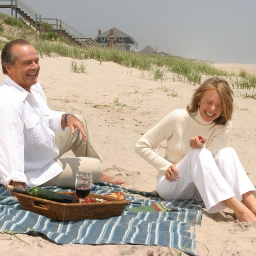 Was das Herz begehrt / Jack Nicholson / Diane Keaton Poster