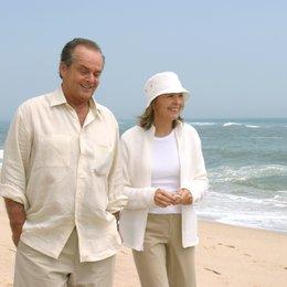 Was das Herz begehrt / Something's Gotta Give / Jack Nicholson / Diane Keaton Poster