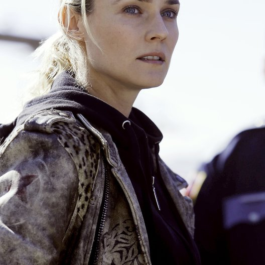 Bridge - America, The / Diane Kruger Poster