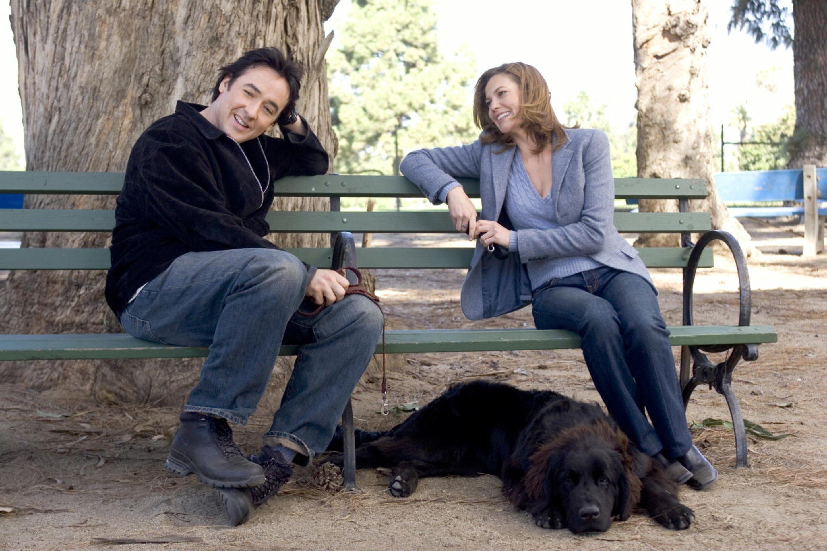 Frau mit Hund sucht Mann mit Herz / Diane Lane / Christopher Plummer ...