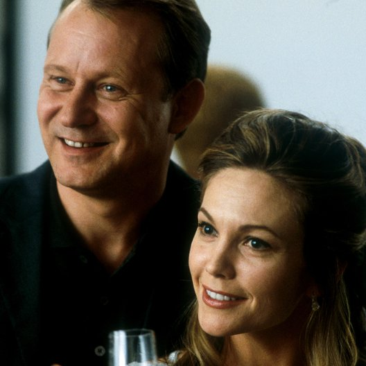 Glass House, The / Stellan Skarsgård / Diane Lane Poster