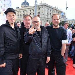 Amadeus 2014 / Auf dem Weg zur Amadeus-Verleihung: Die Fantastischen Vier Poster