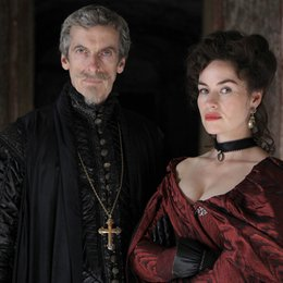 Musketiere (1. Staffel, 10 Folgen), Die / Peter Capaldi / Maimie McCoy Poster