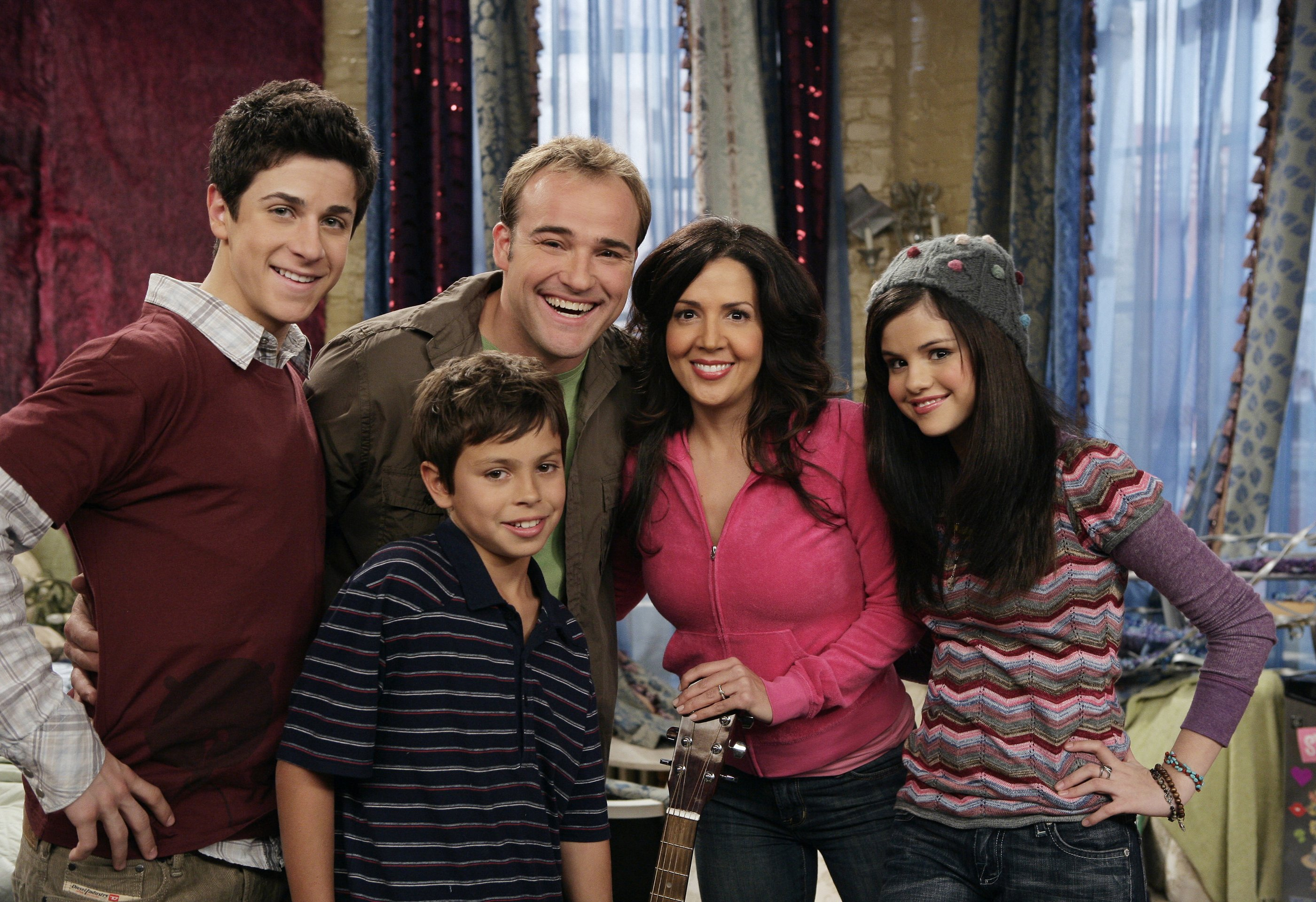 Die zauberer vom waverly place for The waverly