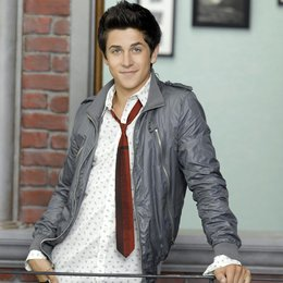 Zauberer vom Waverly Place, Die / David Henrie Poster